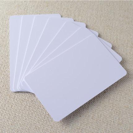 Рфид карти, rfid карти за достъп, асансьори на 13.56 МHz. Пакет от 10бр.