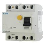 Дефектнотокова защита PF6-25A 4P 30mA