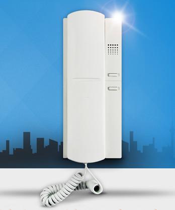 Домофонен апарат за цифрова домофонна система с трипроводна връзка