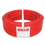 Пожарен кабел 2x0,50mm екраниран 100м Elan / Italy