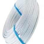 100 метра ПВВ-МБ1 2x1mm2 220/380 V