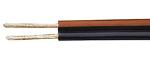 Кабел за тонклони и лед осветление ШВПЛ-A 2x0.5mm2 300 V
