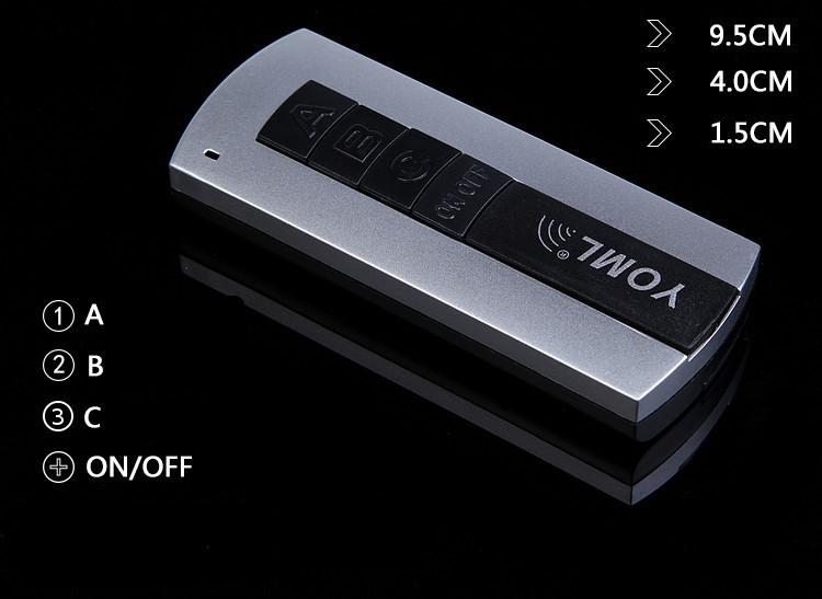 Допълнително дистанционно за модел 410009