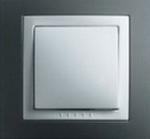 Unica Еднополюсен ключ Техническо сиво