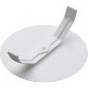 Капак за разклонителна кутия със закрепващи щипки