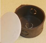 Разклонителна кутия с капак