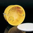 Конзола за гипсокартон ( кнауф ) с бял капак KU 68 LA/1