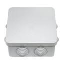Разклонителна кутия за външен монтаж 80х80х45, IP54