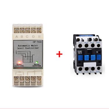 Управление за помпа + контактор 16А. За монофазни и трифазни помпи.