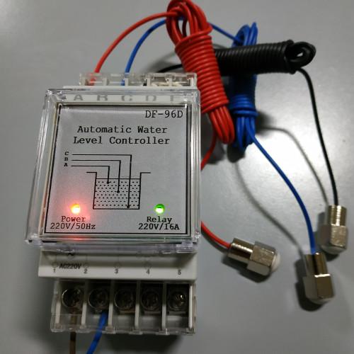 Управление за помпа. Ниворегулатор 4 в 1 с датчици за ниво.
